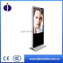 Indoor HD Advertising Digital Signage PC/ TFT LCD / LED Slim Panel Screen Display/22--85 inch