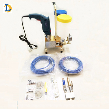 Grout Pump Machine, Resin Injection Pump (two-components)