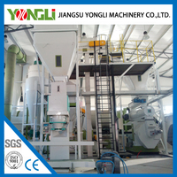 Low risk Durable structure wood pellet packaging machine,15-50kg per package