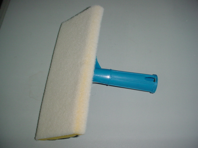 foam pad painter flocking brush