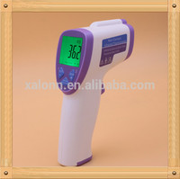 Non contact laser forehead /ear thermometer digital gun