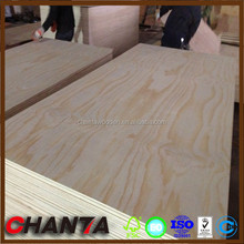 furniture industry materil pine wood board price with great price