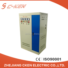 Cken Chinese Suppliers Factory SBW Digital Display Industrial Big Power 1200kva AC Voltage Stabilizers
