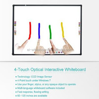 School projector screen game touch screen digital menu electric board