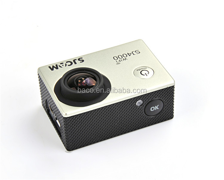 real remote action camera sjcam 4000 wifi sport camera 1080p