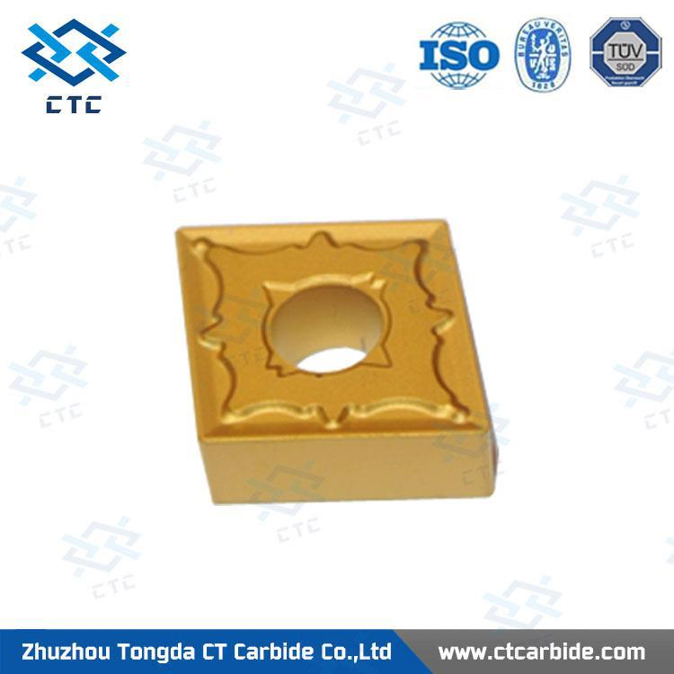 tungsten carbide inserts for face milling cutters From Zhuzhou China