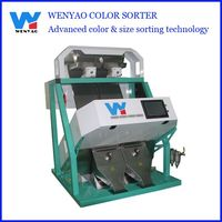 Color Sorter machine/color sorting equipment for Plastic Pellet selecting