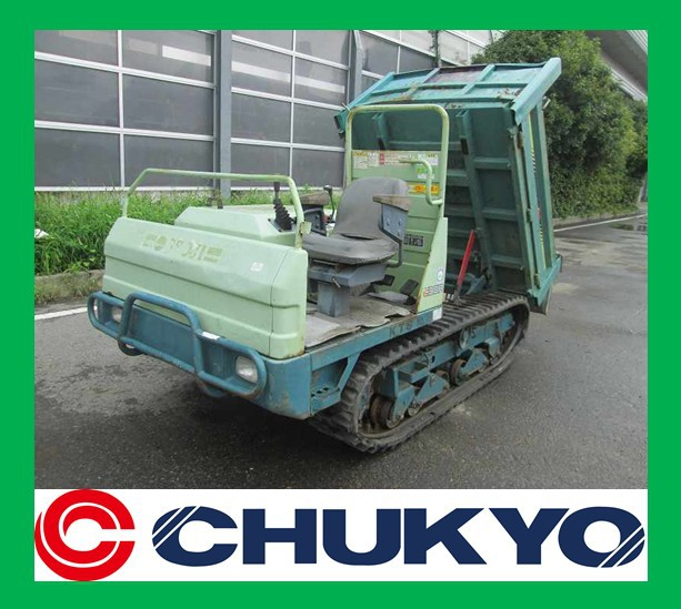 Rubber Dump Truck Mitsubishi LD1000C For Sale / C30R-1 <Sold Out>