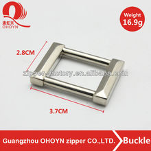 factory reasonable price black metal side release buckle