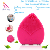 Tops for women 2016 electric facial brush beauty product