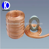 Special Offer Flexible Connector Copper Earthing Braids Tapes