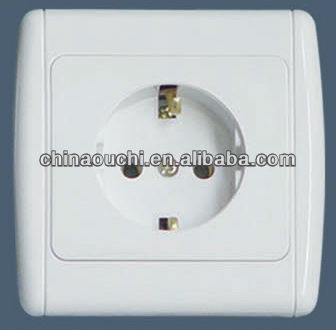 New Electrical Socket EU Standard (SR-21106)