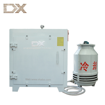 Top -Tech HF vacuum wood drying machine