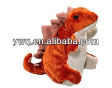 Wildlife Artists Plush Stegosaurus Dinosaur Hand Puppet