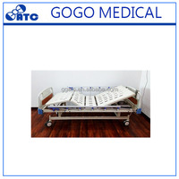 Best selling metal frame hospital children bed with long life medical bed