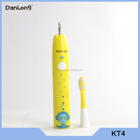 USB charging music children's soft bristle electric toothbrush