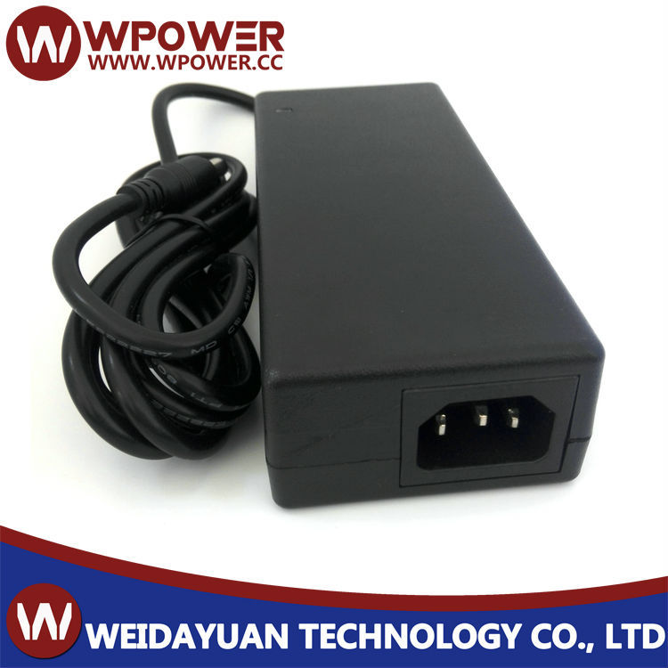 Cheap 12V Power Adapter Led Plastic Power Supply Transformer 8A US Plug