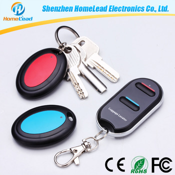 New Shape Electronic Smart RF Key Finder with 2 receivers