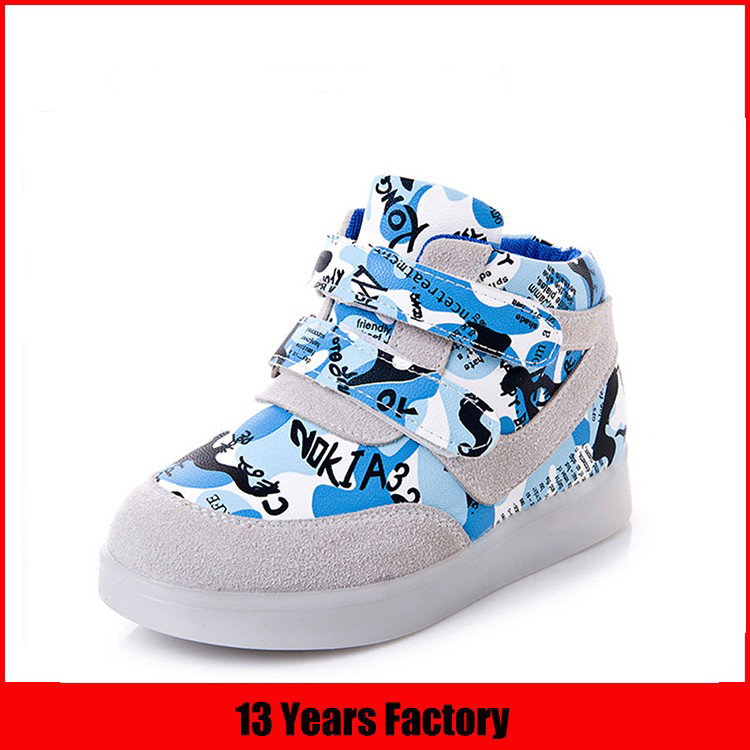 New Arrival Comfortable Children Girl Kids Canvas Shoes Sport Customer Designs