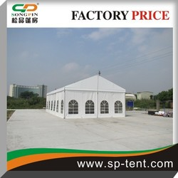 fire resistant tents 8x15m for 80- 100 people catering
