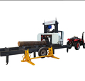 portable sawmill for sale, portable wood cutting machine