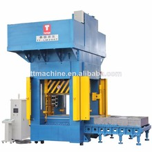Hot forming hydraulic press 200T