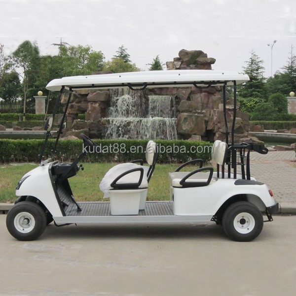4 seater Electric resort car for sale (DG-C4)