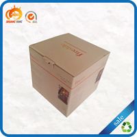 2014 High quality printed promotional cardboard craft boxes to decorate