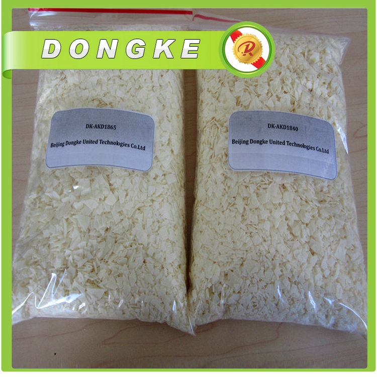 China Supplier Textile Auxiliary Agents Raw Material Akd Wax