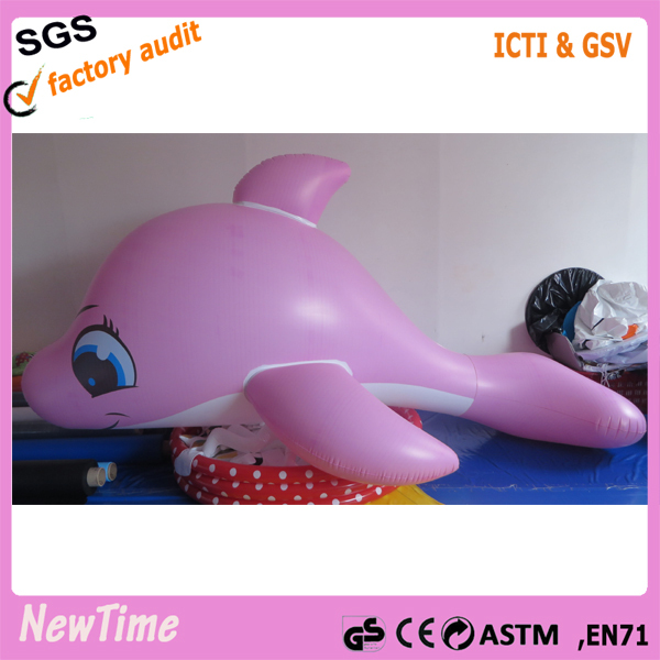 custom inflatable whale balloon