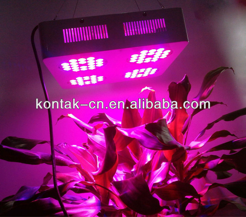 Hydroponic Greenhouse Kit 90degree Lens Grow Light LED Grow Light