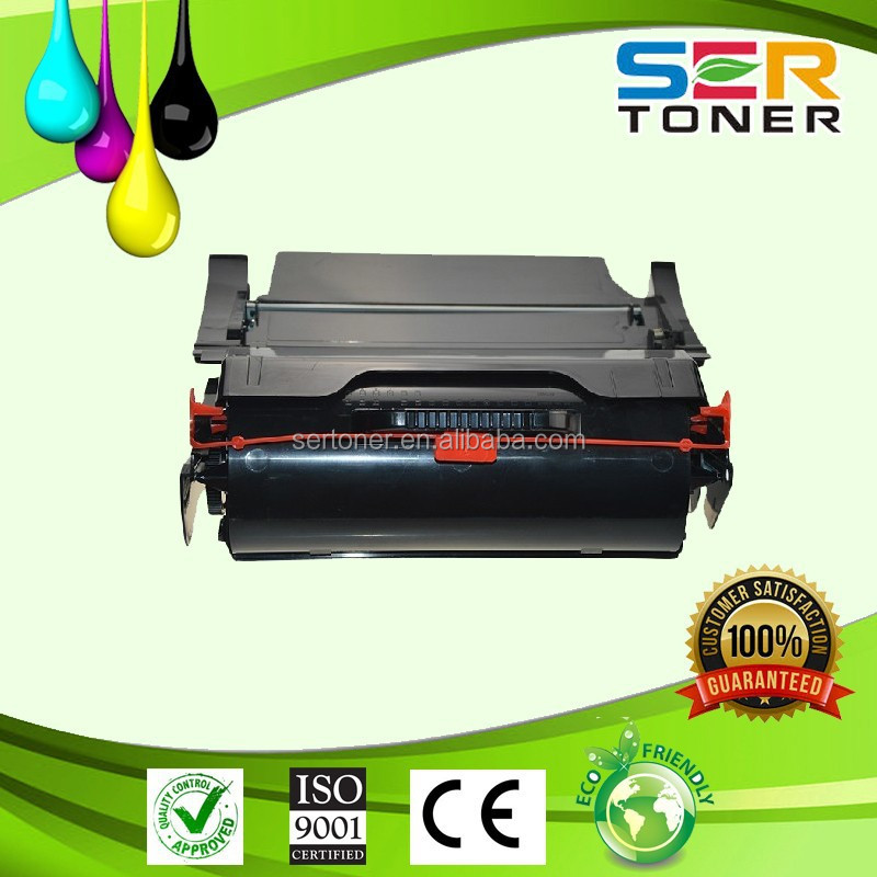 Factory Direct Sale Compatible Lexmark T650 Toner With Chips