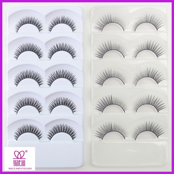 Top quality Chinese style artificial eyelashes.synthetic eyelash