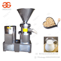 Trade Assurance Best Price Nut Grain Peanut Butter Grinder Mashed Potato Machinery Soybean Rice Milk Making Machine