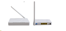 FTTH FTTO Solution 4 GE port+ 1 GPON port, support Wifi GPON ONU/ONT