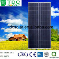 High quality 300w poly pv solar panel