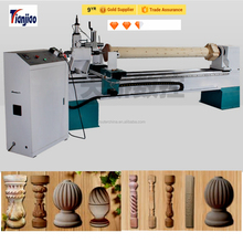 chair leg make machine 1530 cnc wood lathe woodworking machine for price