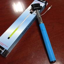 Factory supply wired monopod sticker Z07-5s with Groove to prevent sliding