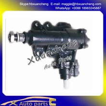 Recirculating ball type steering gear for nissan D22