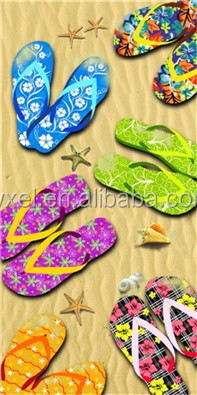 hot style OEM customed different kinds beach towel