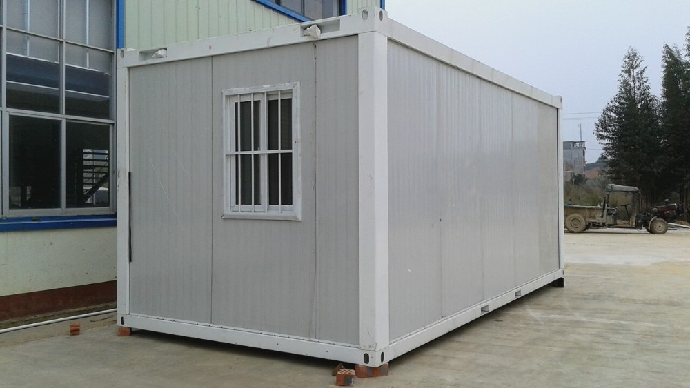cheap price 20ft container house mobile modular house