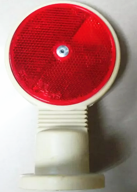 High brightness highway road plastic reflector