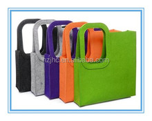 High quality colored polyester non woven gift bag material