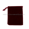 Fashion Gift Velvet Wine Bag wine gift bag for Bottle