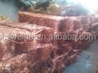 Copper wire scrap Millberry 99.9 for sale