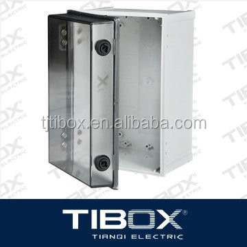 TIBOX custom electronic plastic cases for equipment case