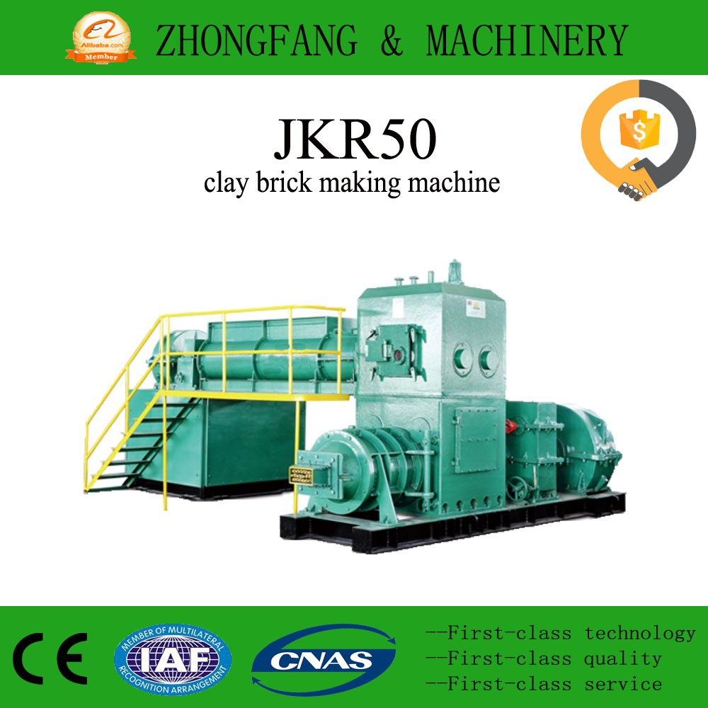 Good Price Hoffman Kiln Hollow And Soild fired clay brick making machine