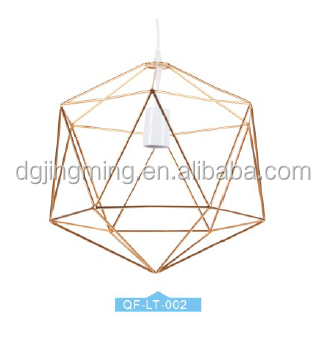 Geometrical Lamp Shade Wire Frames
