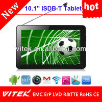 Hot Android Dual core tablet 3g low 10.1 inch tablet wifi gps tv 3g