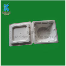 Eco friendly exquisite jewelry box insert packing